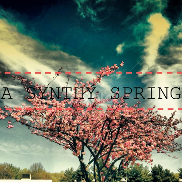 A synthy spring