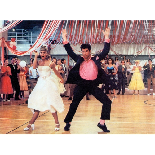 grease is the way we are feeling