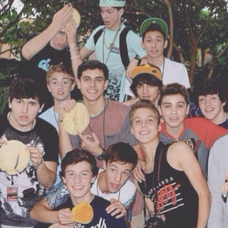 ☀magcult party☀