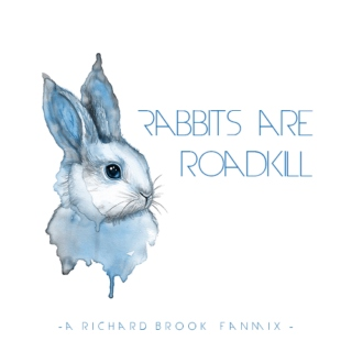 rabbits are roadkill