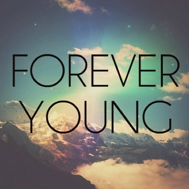 Won't Be Young Forever