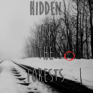 {hidden in the forests