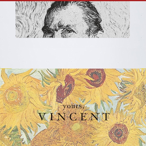 yours, vincent: a mix inspired by van gogh