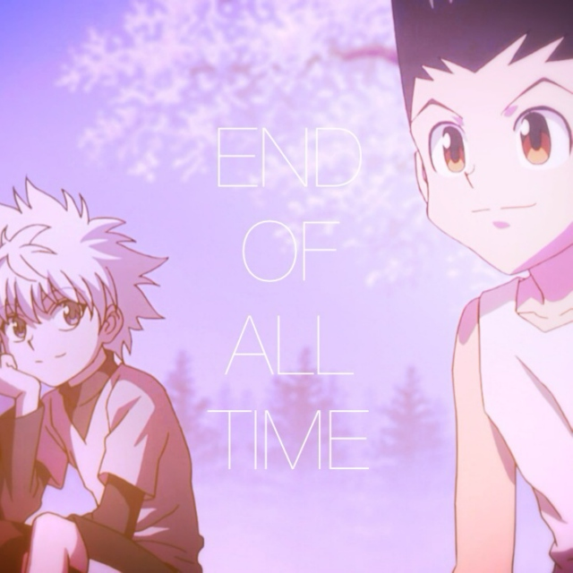 end of all time