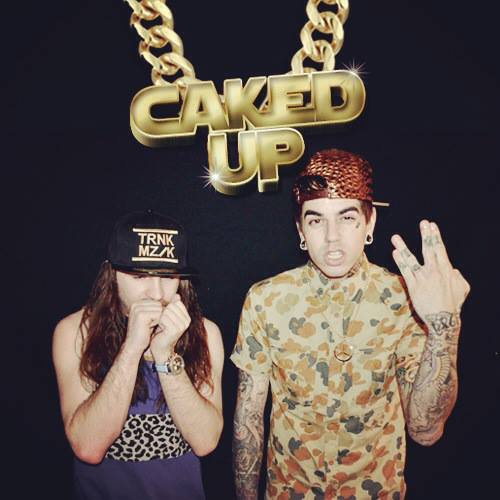 CAKED UP !