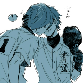[Ace of Diamond][FuruMiyu Fanmix]The Heartache Begins Here