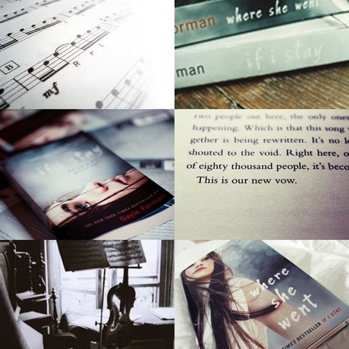 If I Stay / Where She Went 1