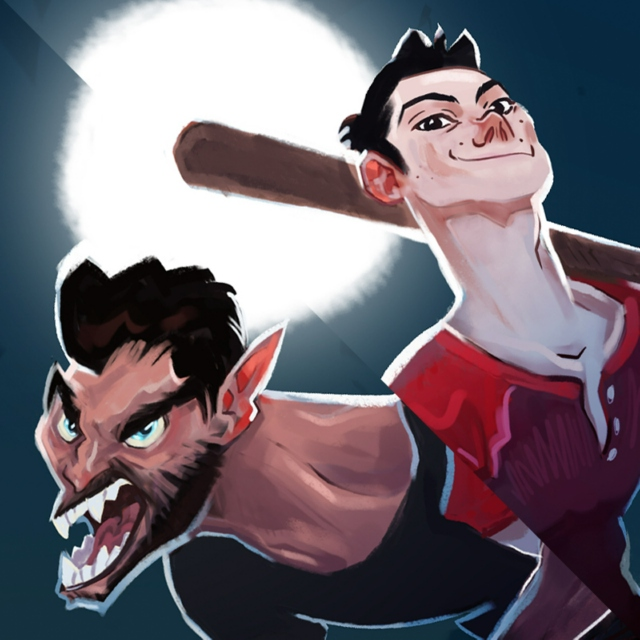 Sterek - Badass and Manly Tears edition