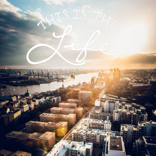 This Is The Life - Rooftop II