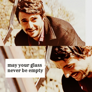 May Your Glass Never Be Empty