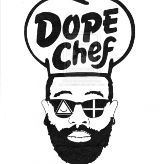 Serving #DOPE Mix