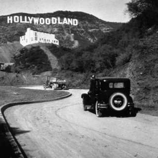 Take me to Old Hollywoodland