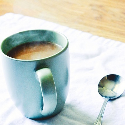 My Perfect Cup of Coffee