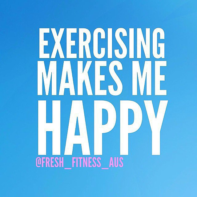GET HAPPY: Workout