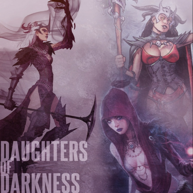Dragon Age: Daughters of Darkness