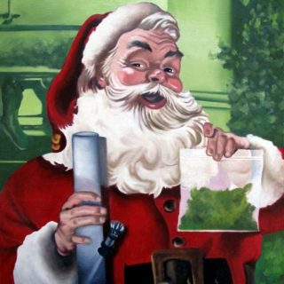 What is Santa Smokin'