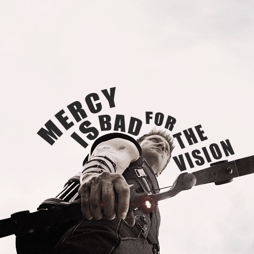 mercy is bad for the vision