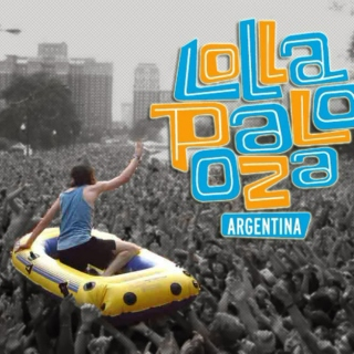 It`s Lollapalooza Argentina