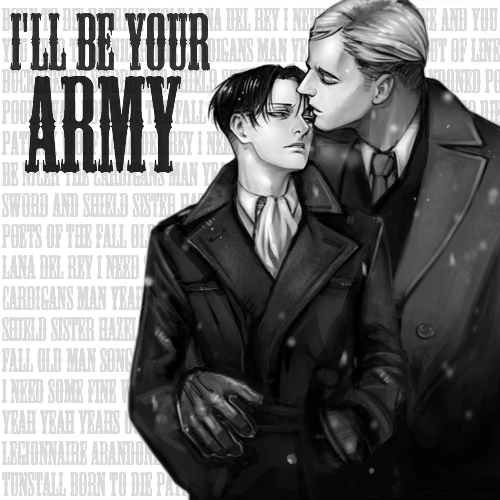 i'll be your army
