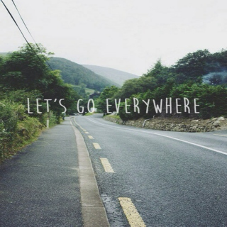 let's just drive