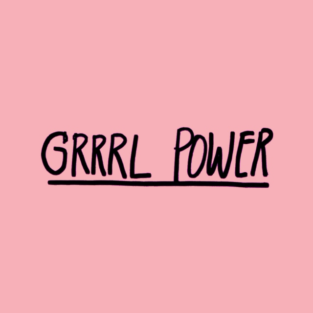 grrrl power #02