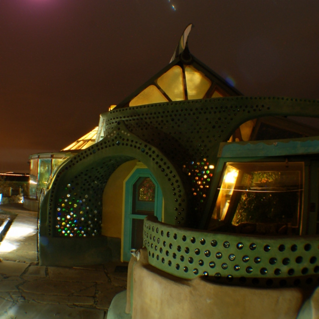 Earthships, Freedom, and Love
