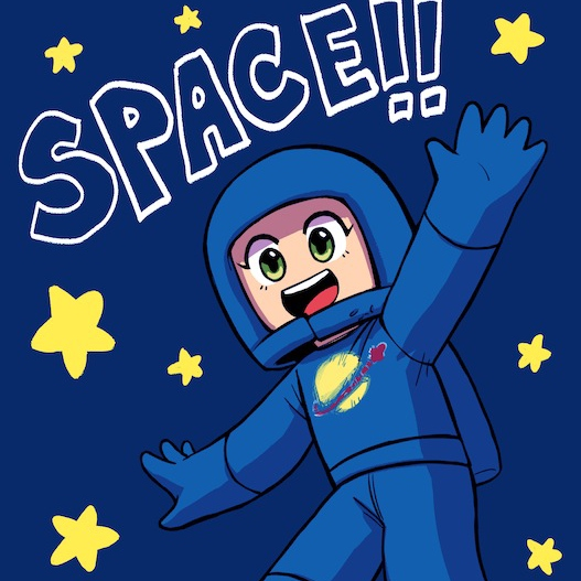Space! SPACE!! SPAAACE!!!