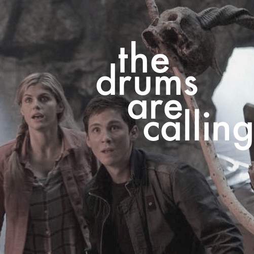 the drums are calling