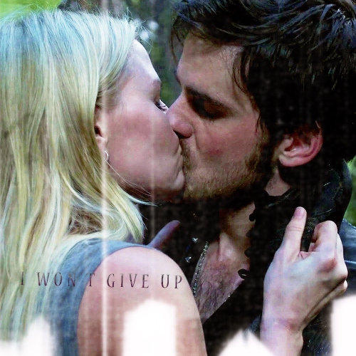 I Won't Give Up {captain swan}