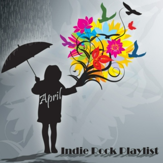 Various Artists - Indie Rock Playlist April (2014)