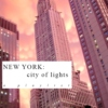 new york ; city of lights