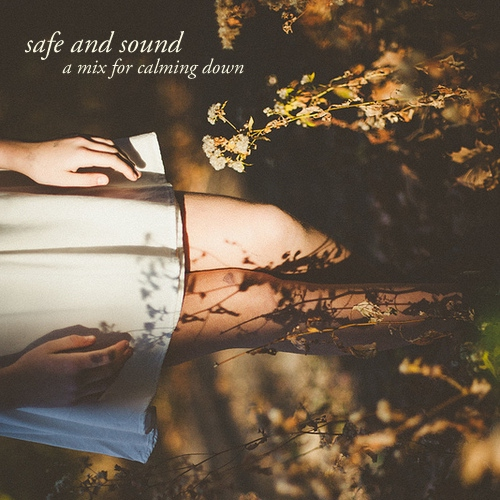 safe and sound;