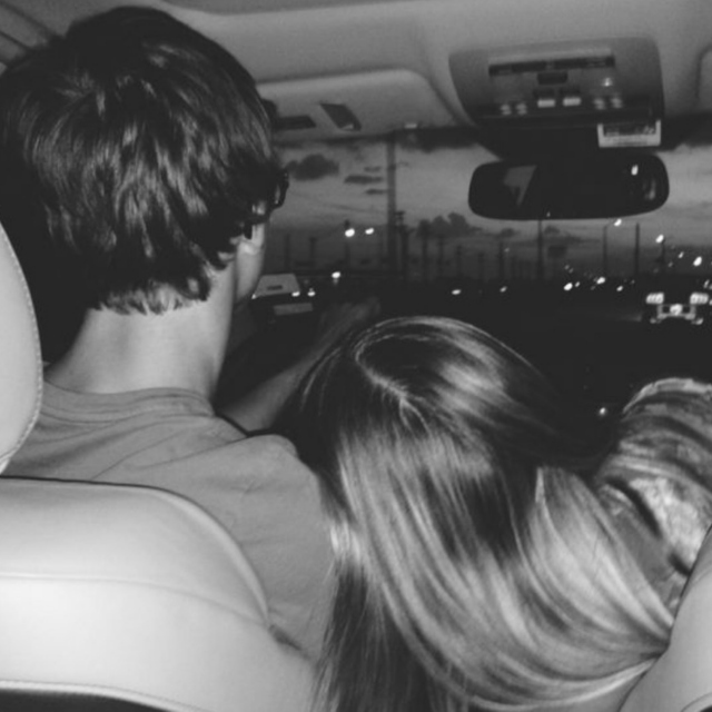 Car rides with you