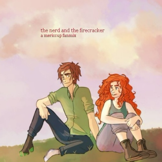 the nerd and the firecracker