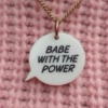 babe with the power