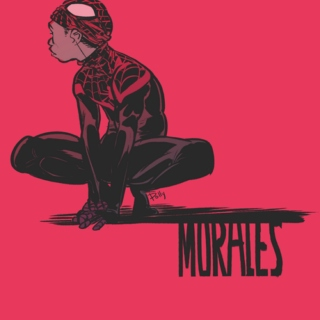 Let Me Save You -- A Miles Morales Fanmix
