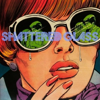 Shattered Glass - a playlist for a cheating lover
