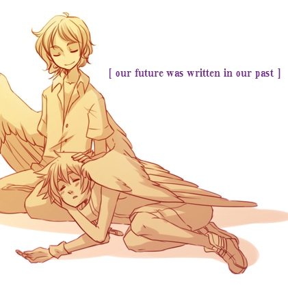 our future was written in our past
