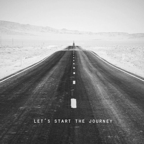 let's start the journey