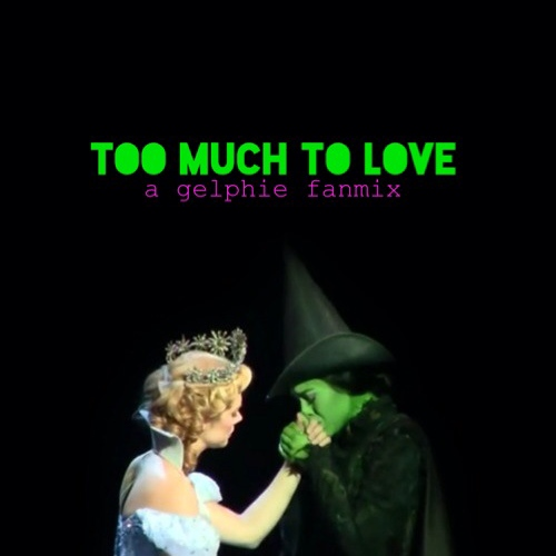 Too Much To Love
