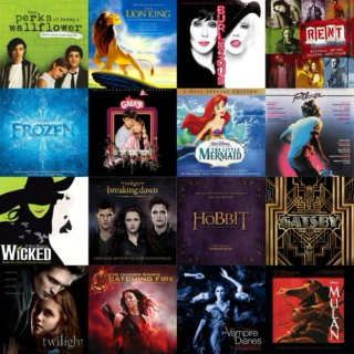 ♫ soundtracks ♫