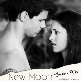 NEW MOON - Jacob's POV