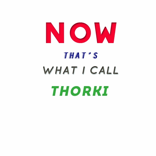NOW That's What I Call Thorki