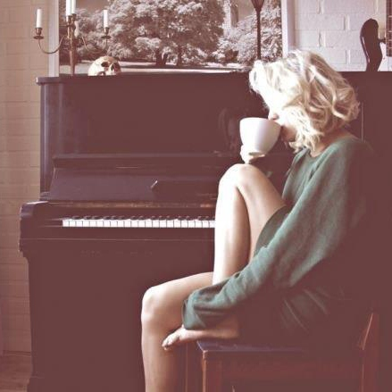 the beauty of piano