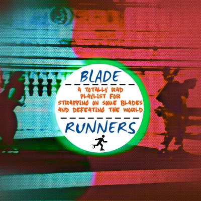 blADe-rUNnErs (WORKOUT MIX)
