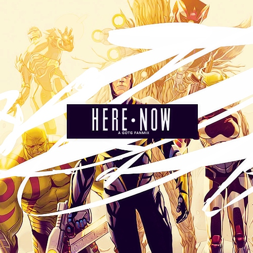 here, now.