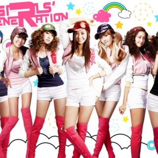 "Girls Generation Album ""Mix"""
