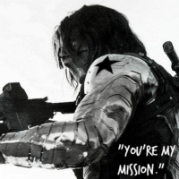 """""""You're my mission."""""""