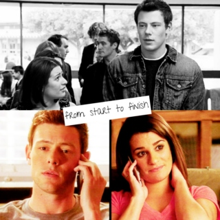 the stars; they look to you [a finn/rachel fanmix]