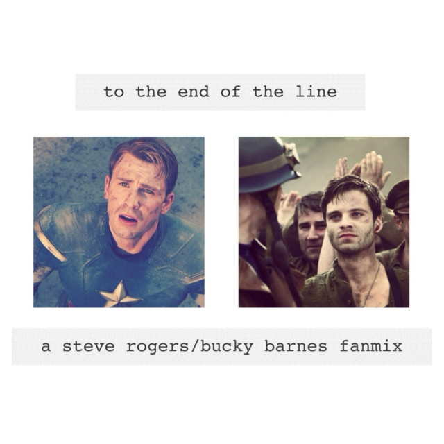 to the end of the line